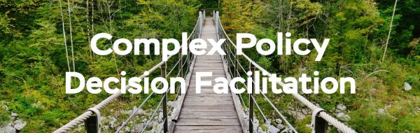 Convergent Facilitation Complex Policy Decision Facilitation Header
