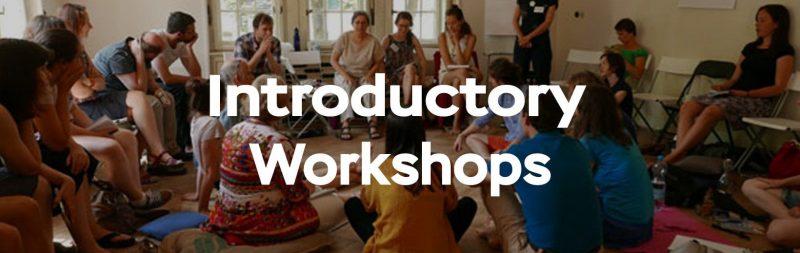 Convergent Facilitation Introductory Workshops Header