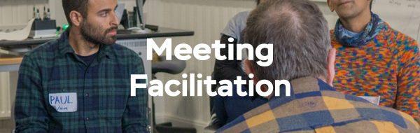 Convergent Facilitation Meeting Facilitation Header