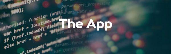 Convergent Facilitation The App Header